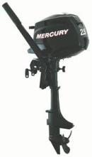 Mercury 2,5 F