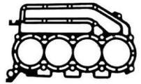 Topplockspackning Suzuki